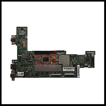 01aw760- Thinkpad X1 Tablet, 2st Gen Motherboard With I7-7y75, Cpu 16g Ram