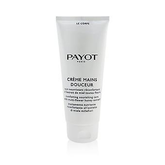 Payot 24HR Comforting Nourishing Hand Cream - With Multi-Flower Honey Extract (Salon Size) 200ml/6.7oz