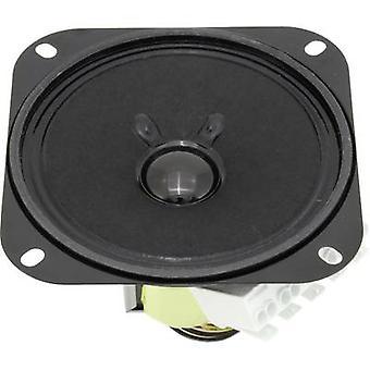Visaton R 10 S-TR 4 pouces 10 cm Haut-parleur Wideband