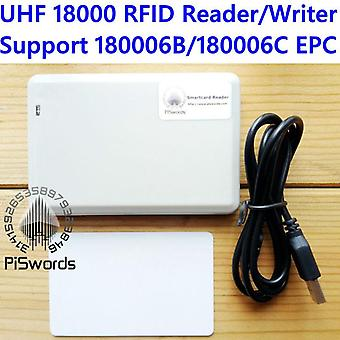 Iso18000 860mhz~960mhz Uhf Rfid Iso 18000 6c 6b Reader Writer For 18000-6b