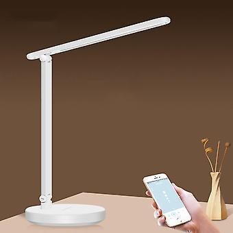 ЗИУДАО хД-9 Столовая лампа Многонаправлениюное вращение Dimmable Чтение Свет защиты глаз светодиодный свет