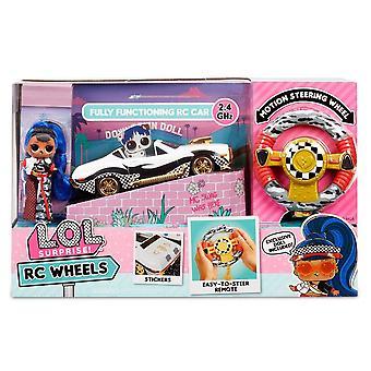 L.O.L Surprise! R/C Wheels