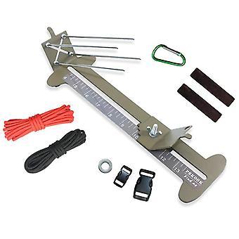 IPRee Paracord Armband DIY Weven Machine Paraplu Touw Metaal Gevlochten Tool Kit Outdoor Survival