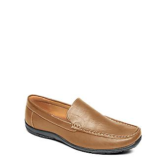 Chums Mens Wide Fit Driving Shoe