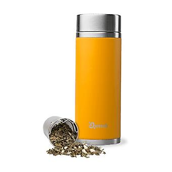 Inox Isothermal Teapot - Saffron 300 ml