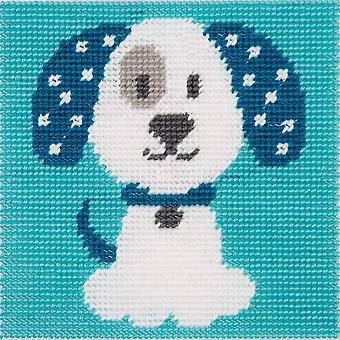 Anchor Tapestry Kit: 1st Kit: Puppy Love