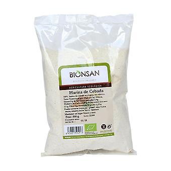 Organic Barley Flour 500 g of powder