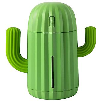Humidifier with Cactus design, 34 cl - Green