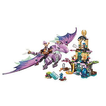 Fairy Elfy Dragon Sanctuary Zestawy bloków konstrukcyjnych