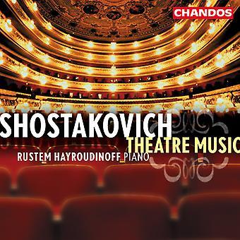 D. Sjostakovitsj - Sjostakovitsj: Theatermuziek [CD] USA import