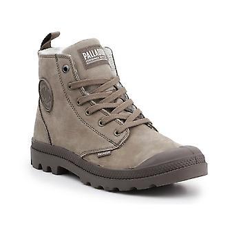 Palladium Pampa HI Zip WP 05982065 zapatos universales para hombre