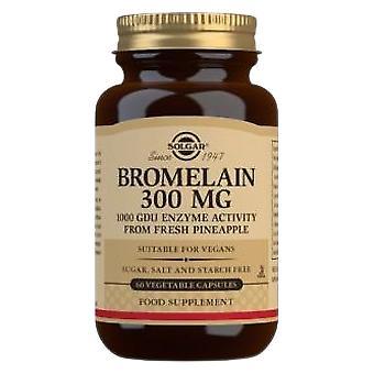 Solgar Bromelain 300 mg 60 Kapseln