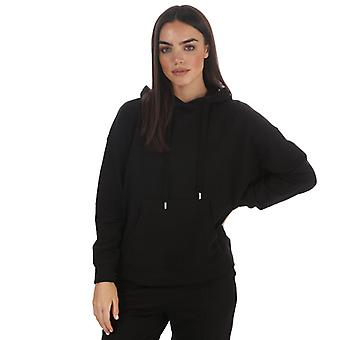 Women's Only Zoey Life Oversized Hoody in Zwart
