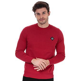 Suéter de Henri Lloyd para hombre en rojo