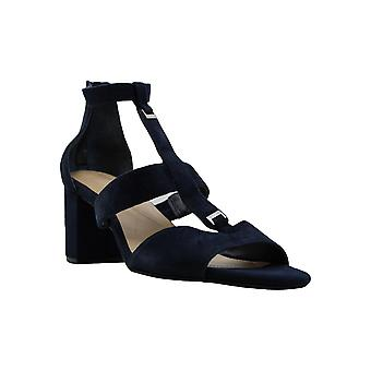 Alfani Womens eliana Suede Open Toe Special Occasion T-Strap Sandals