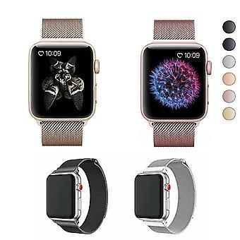 Apple Watch Series 5/4/3/2/1 Apple Milanese Loop Stainless Steel