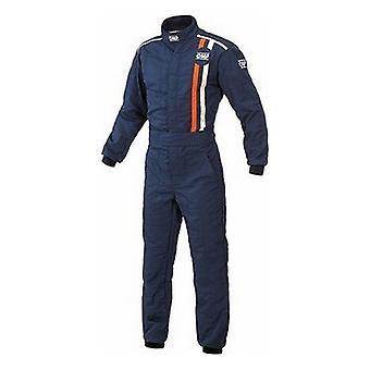 レーシングジャンプスーツ OMP クラシックブルー (サイズ 50)
