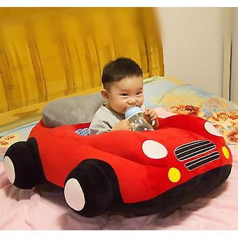 Vauva oppia istumaan sohva auton oppia istuin pehmko lelu