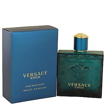 Versace Eros-tekijä Versace Parranajo-voidin jälkeen 3,4 oz