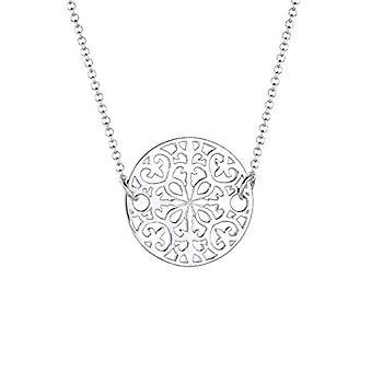 Elli halskæde med kvindecirkel vedhæng i sølv 925 2021