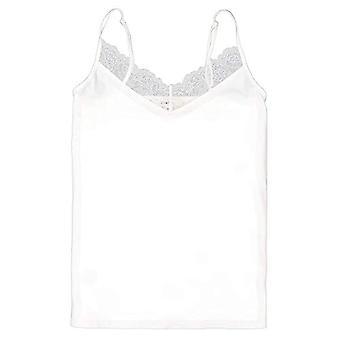 Garcia GS100306 T-Shirt, Dirty White, XL Woman