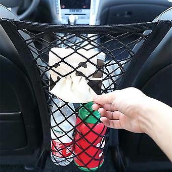 Universal Seat Black Storage Net