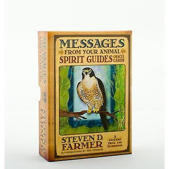 Messages from your animal spirit guides cards 9781401919863