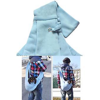 Nuevo pet carrier cat puppy small animal dog carrier sling front mesh travel tote shoulder bag ES4889