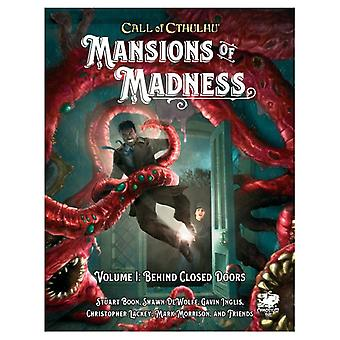 Call of Cthulhu: Mansions of Madness Vol. 1- Behind Closed Doors