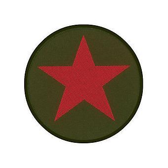 Che Guevara - Red Star/Khaki Standard Patch