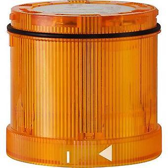 Werma Signaltechnik Signal tower component 641.300.00 KombiSIGN 71 Yellow 1 pc(s)