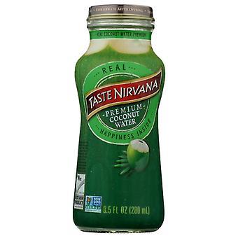 تذوق نيرفانا عصير يونغ Ccnt الطبيعية، حالة من 12 × 9.5 أوقية
