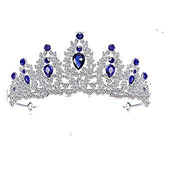 Свадебный корона барокко Тиара головной убор