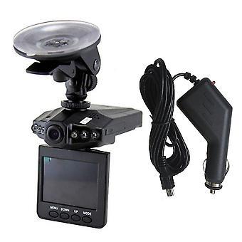 "2,5"" Hd Car Led Dvr Road Dash Rejestrator kamery kamery LCD 270 °"