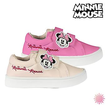 Children's Casual Trainers Minnie Mouse 74349 Pink