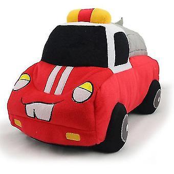 Poliisin lasten autosimulaatio muhkeat lelut(Punainen)