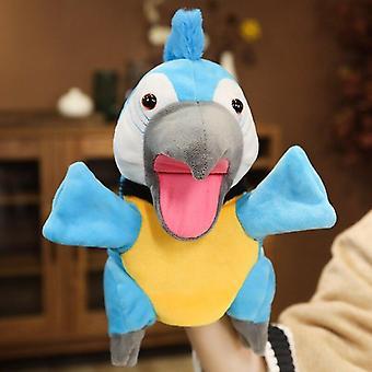 28cm Kids Lovely Animal Plys Hånd Puppets Kids Soft Toy Shape Story Puppets