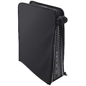 PS5 קונסולת אבק כיסוי נגד שריטות מגן אבק מגן שרוול עבור פלייסטיישן 5 קונסולה מהדורה דיגיטלית מהדורה דיסק
