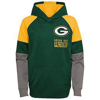 Kids NFL Performance Hoody - PLAY Green Bay Packers