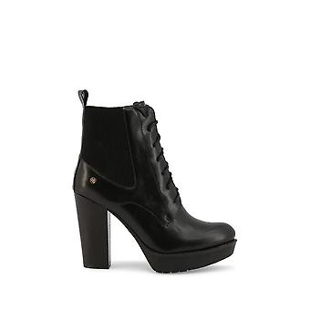 Roccobarocco - Sapatos - Botas de tornozelo - RBSC1JU01-NERO - Mulheres - Schwartz - EU 35