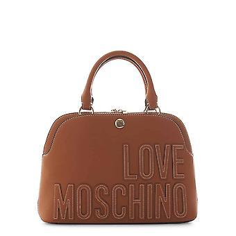 Amor Moschino JC4176PP1DLH0200 bolsas de mulheres cotidianas