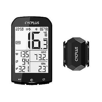 Bicycle computers cycplus m1 gps bike computer wireless speedometer bluetooth 4.0 Ant+ odometer waterproof cycling