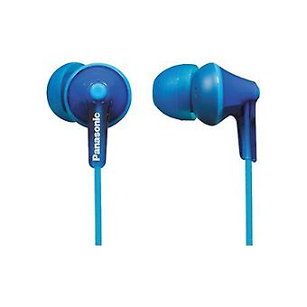 Panasonic Ergofit Stereo Earphones Earphones - Blue