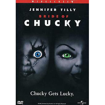 Brud Chucky [DVD] USA importere