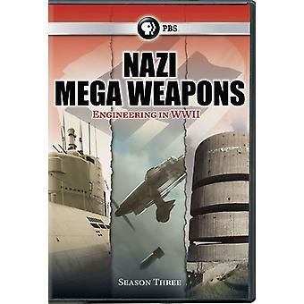 Nazi Megaweapons: Season 3 [DVD] USA import