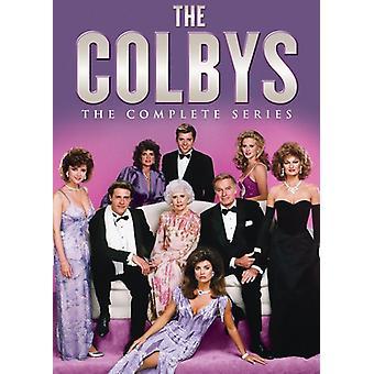 Colbys: Importación la serie completa [DVD] los E.e.u.u.