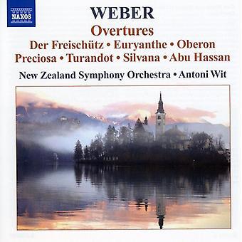 C.M. Von Weber - Weber: Tilnærmelser [DVD] USA import
