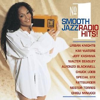 Nr 1 Smooth Jazz radiohits! -Nr 1 Smooth Jazz radiohits! [CD] USA import