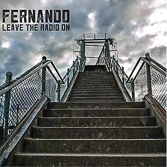 Fernando - Leave the Radio on [CD] USA import