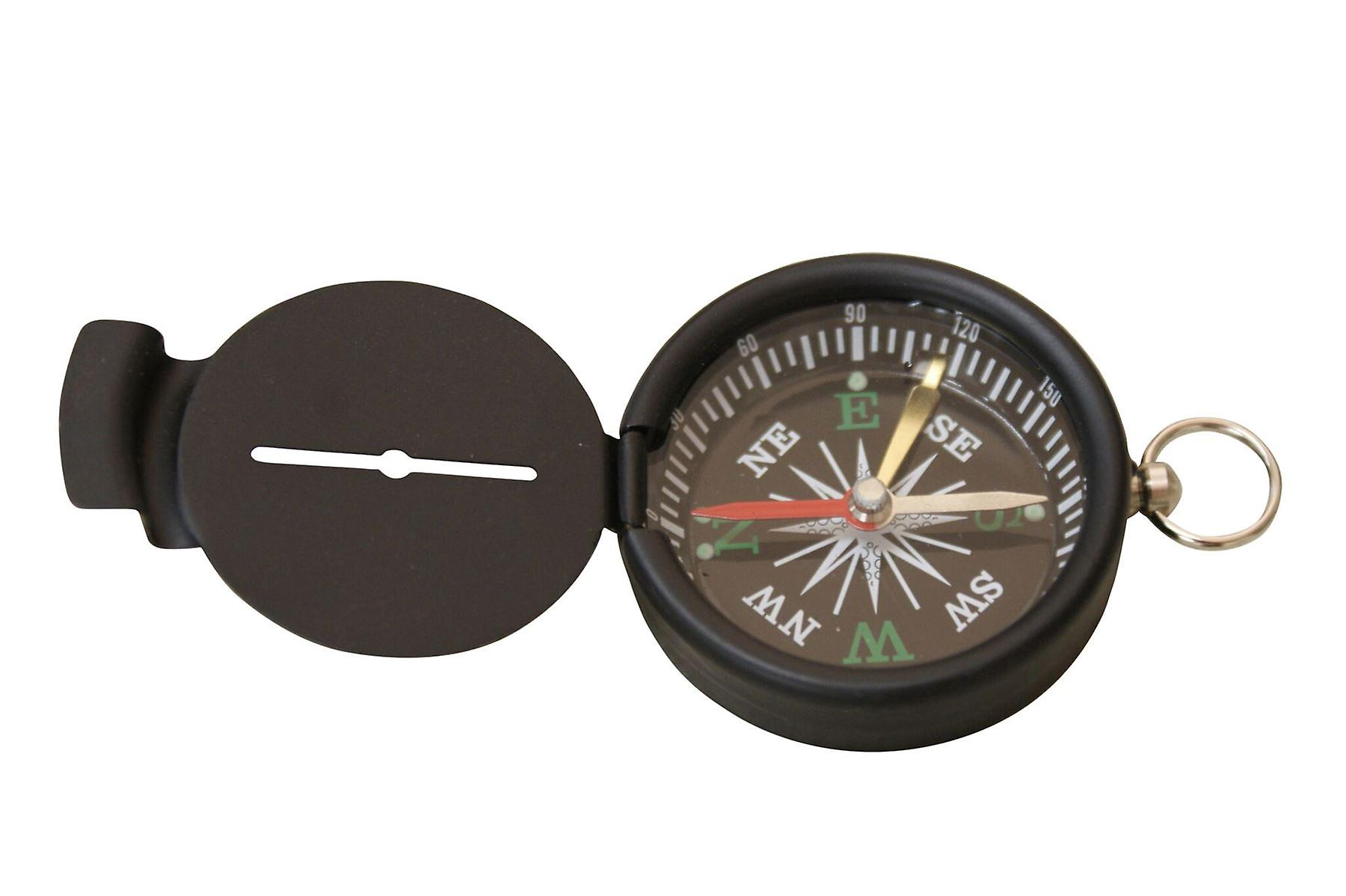 Orienteering Map Compass Camping Hiking Scouts